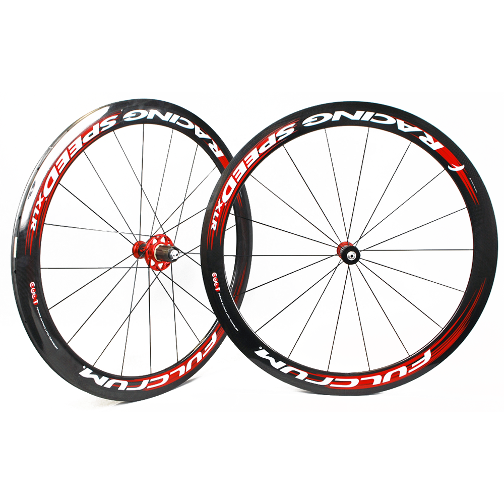 Fulcrum Racing Speed Xlr Tubular Carbon Road 700c Wheelset 10 Speed Shimano Sram 8032979817138 Ebay