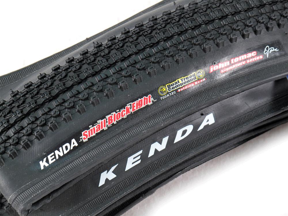 Kenda Small Block-8 DTC/SCT Folding Cross Tire 700x32c Tubeless Ready 120 TPI | eBay