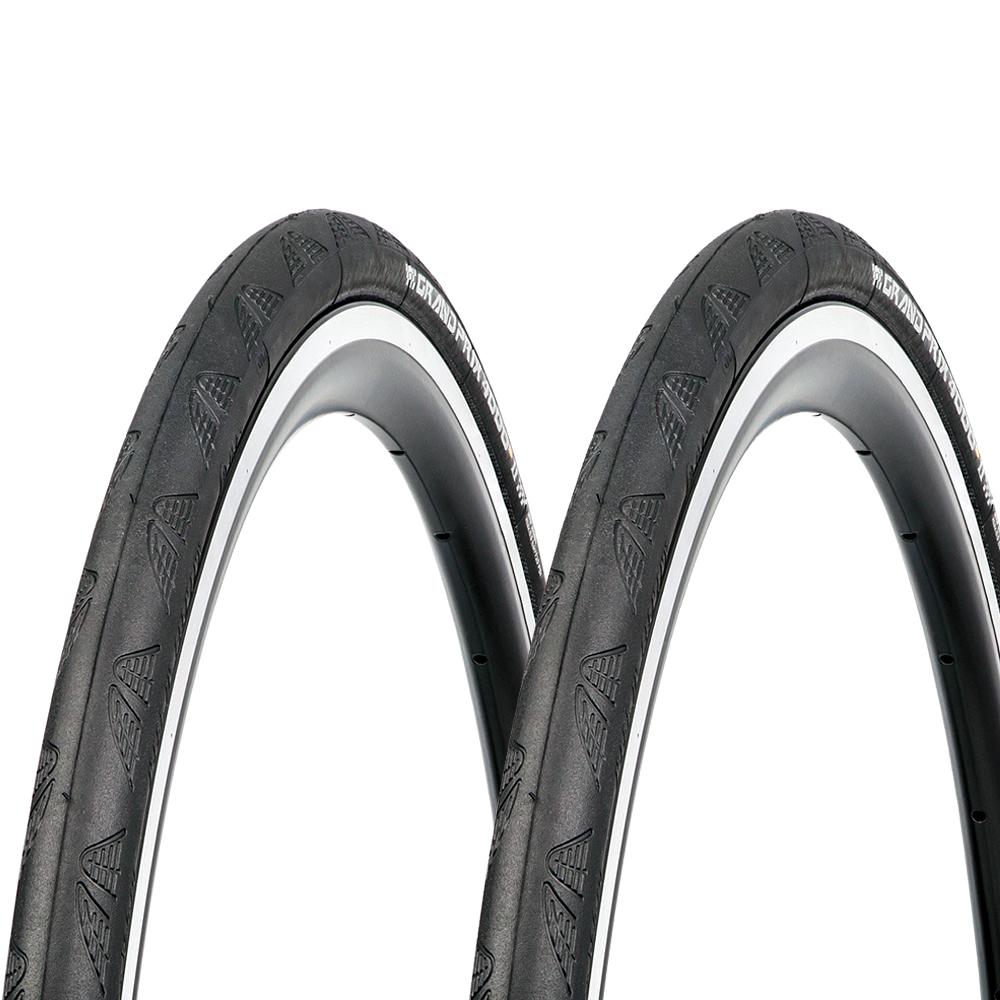 Continental GP 4000s II Folding Tires PAIR 700x28c Black Grand Prix GP4000 S II | eBay