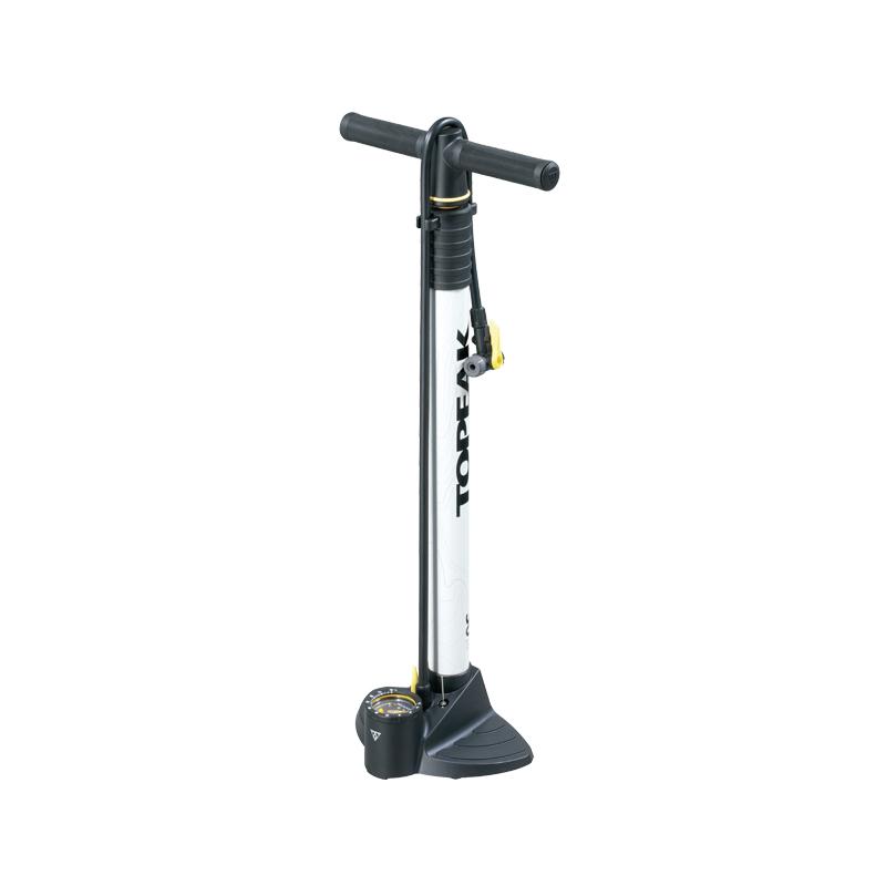 Topeak Joeblow Fat Bike Floor Pump Presta Amp Schrader Valve