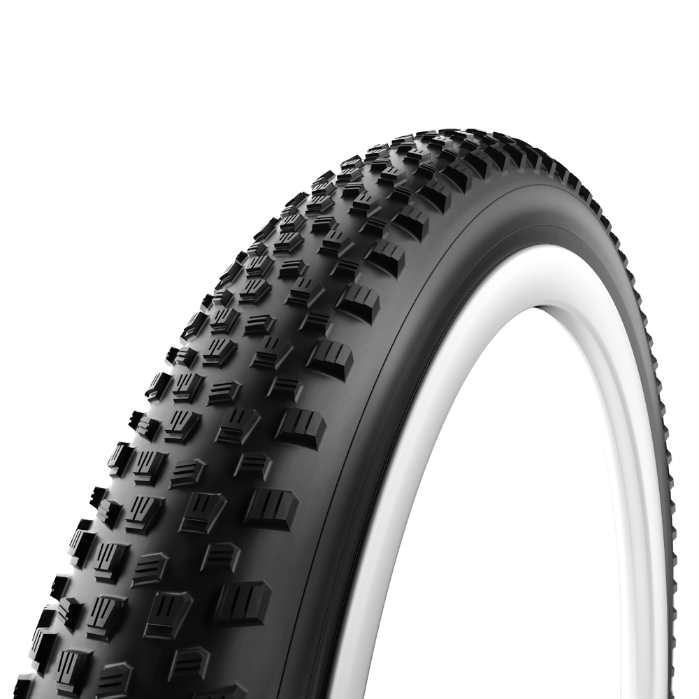 3C Clincher Tire 700x23C Black Vittoria Rubino Pro Control IV G